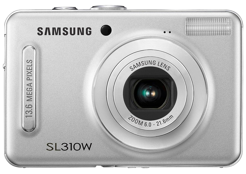 Amazon.com : Samsung SL-310W 13.6MP Digital Camera with 3.6x Wide Angle  Optical Image Stabilized Zoom (Silver) : Camera & Photo