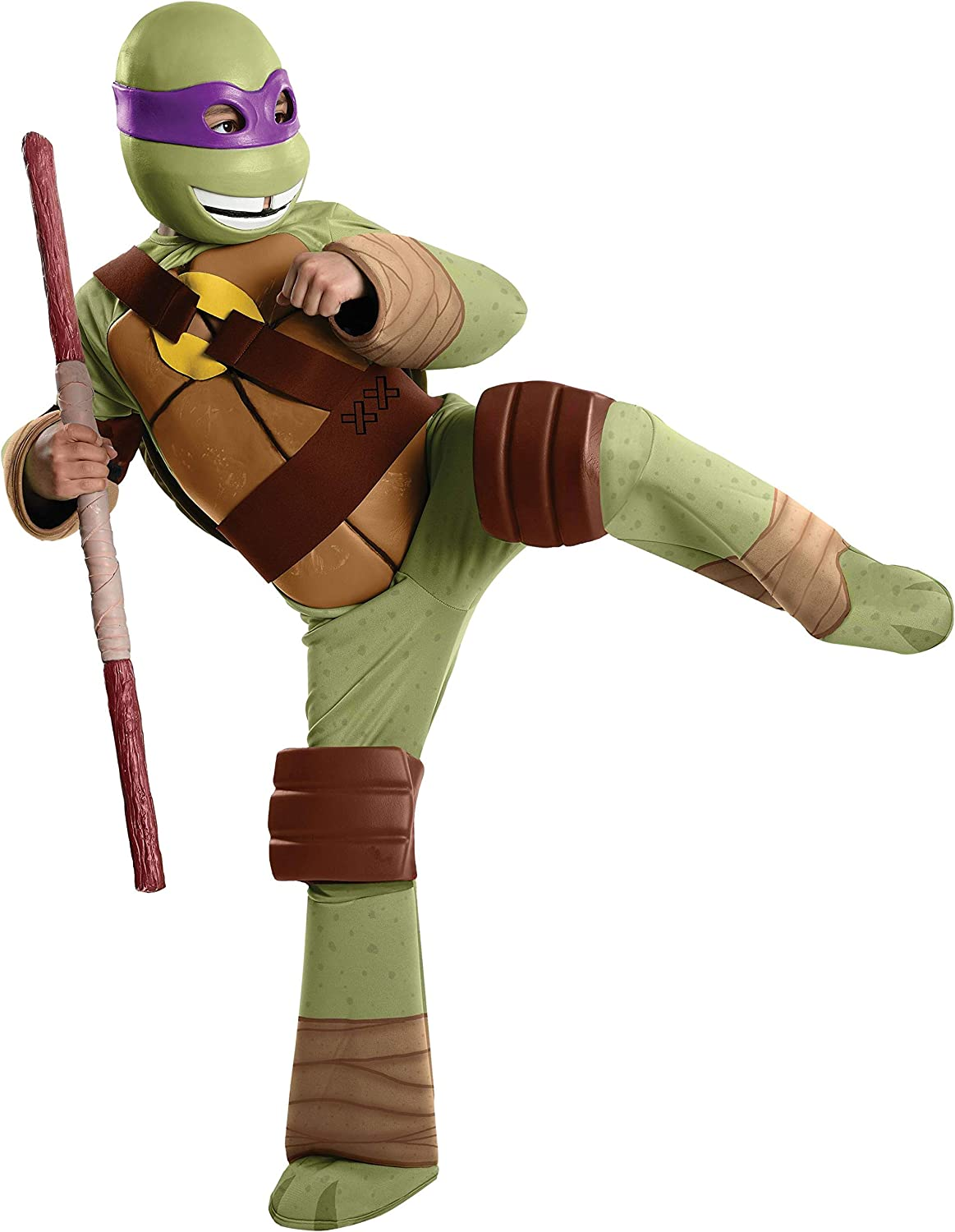 Teenage Mutant Ninja Turtles Donatello Deluxe Boys Costume