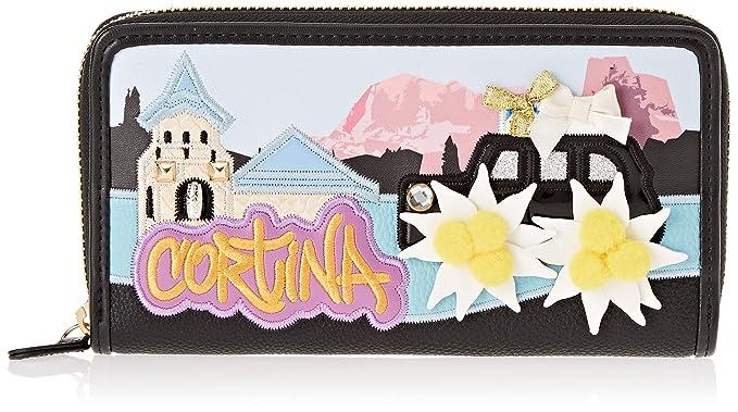BRACCIALINI TUA - Cartoline, Carteras Mujer, Multicolor (Multicolore/Unico), 3x10.5x18.5 cm (W x H L): Amazon.es: Zapatos y complementos