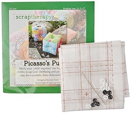 ScrapTherapy Picassos Puzzle