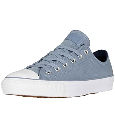 38f9f4ba4791 Converse CTAS Pro Ox Unisex Blue Slate Midnight Navy 10UK  Amazon.fr ...