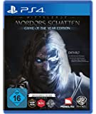 Mittelerde: Mordors Schatten - Game of the Year Edition - [PlayStation 4]