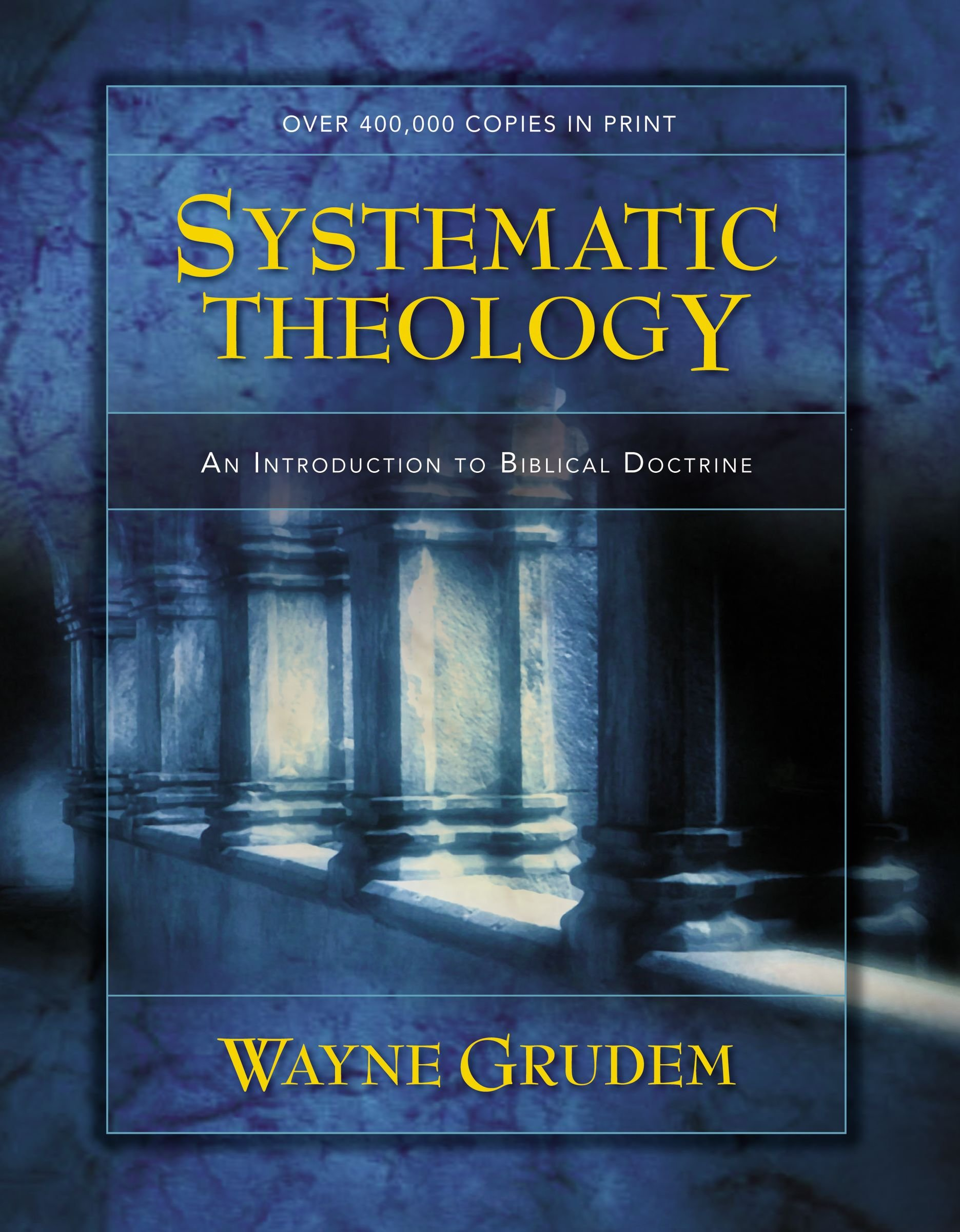 Image result for wayne grudem systematic theology