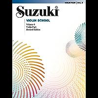 Suzuki Violin School - Volume 6 (Revised): Violin Part book cover