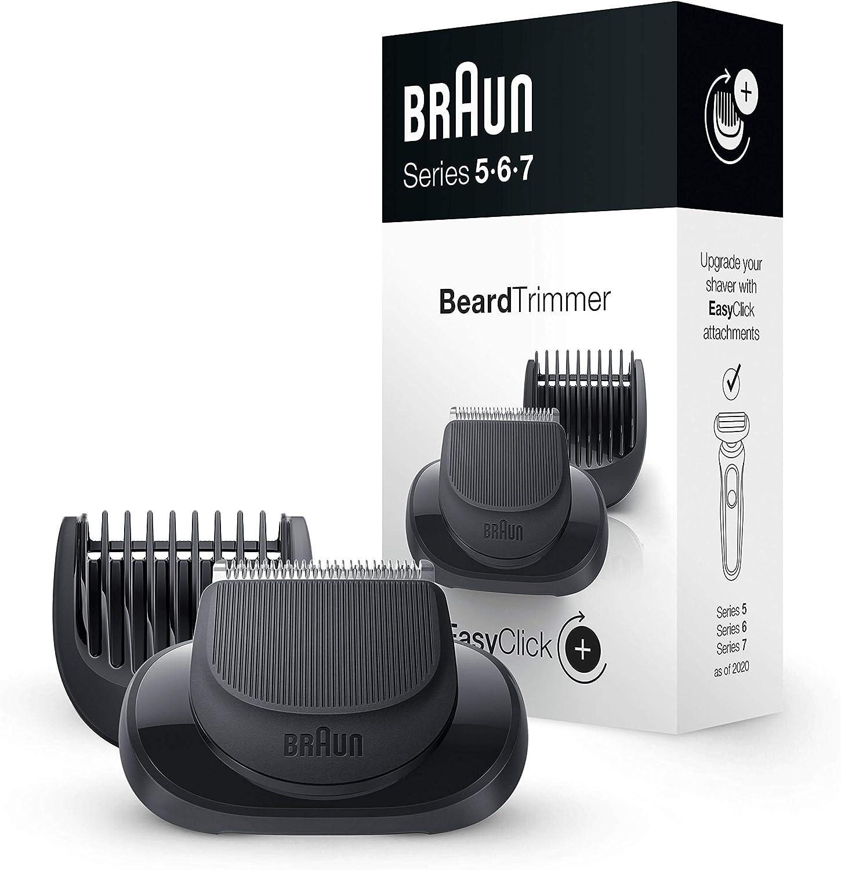 Braun EasyClick Accesorio de Recortadora de Barba para Afeitadora ...