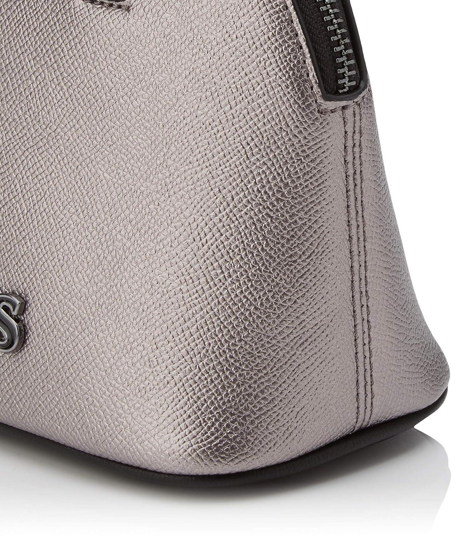 TOUS dam bowling mini ny Essence väska, 19 x 14,5 x 10 centimeter Flerfärgad (gul/Negro 995900620)
