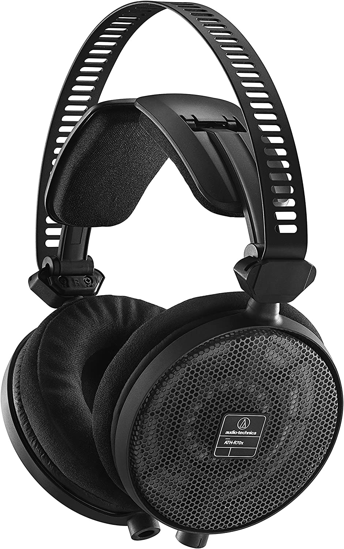 Análisis Auriculares Audio-Technica ATH-R70x