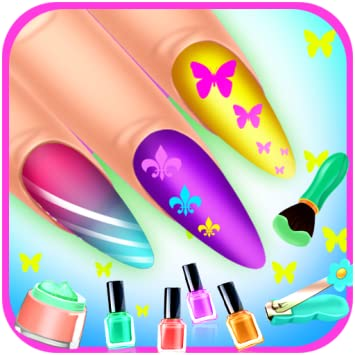 Amazon.com: Cool Princess Nails Design Salonga: Appstore for Android