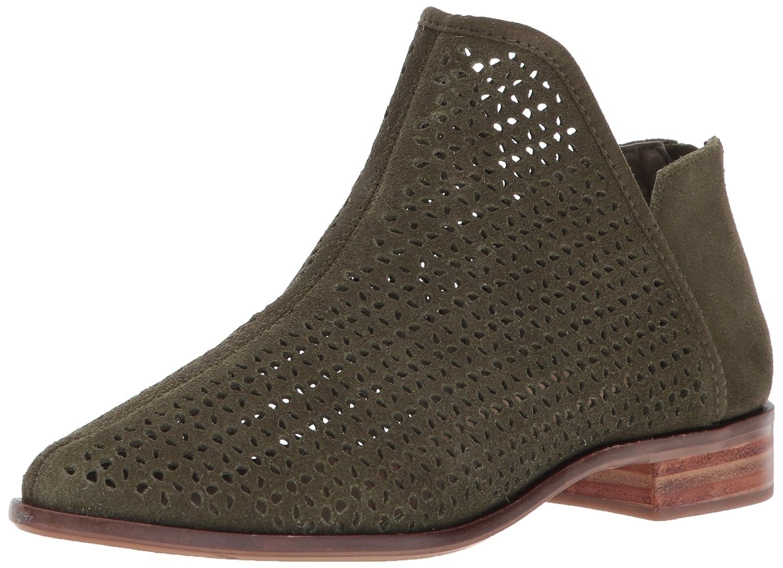 Kelsi Dagger Brooklyn Women's Alley Ankle Boot B073VDVKYT 8.5 B(M) US|Olive