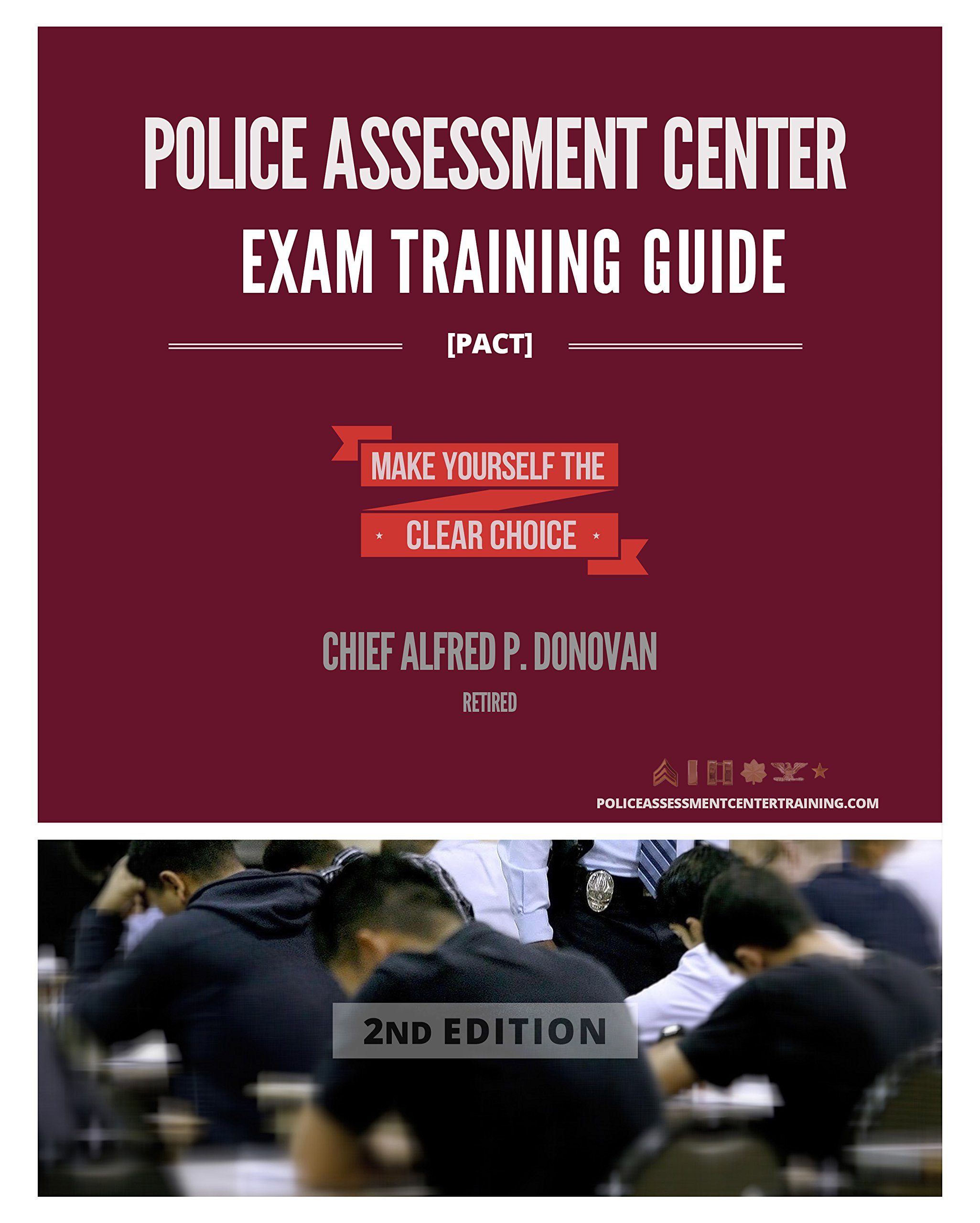 Download POLICE ASSESSMENT CENTER TRAINING MANUAL pdf epub