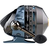Reels Spincast Pflueger PRES10SCX President 10Size Spin Cast Reel, 5 BRG. 3.4: 1, 10