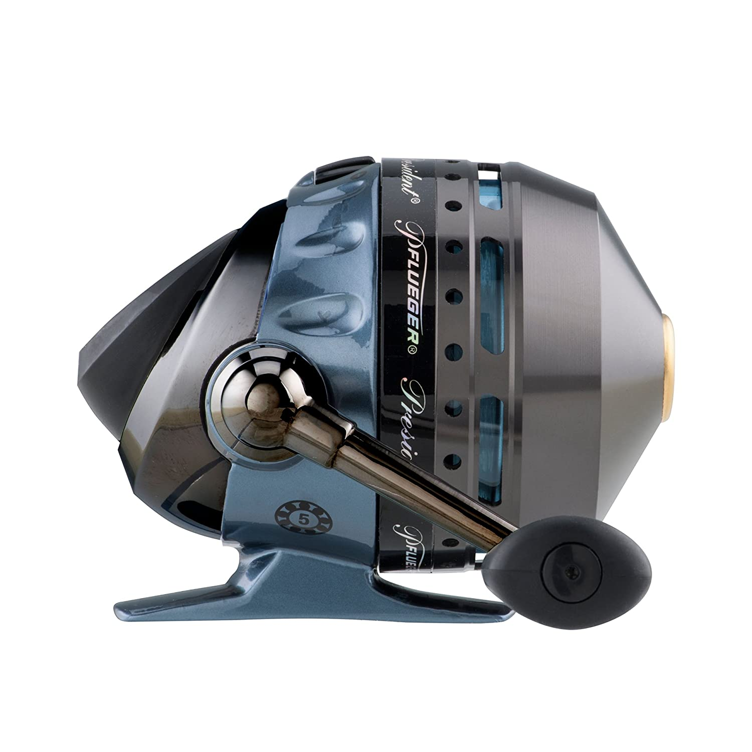 PFLUEGER PRESIDENT SPINCAST REEL Review