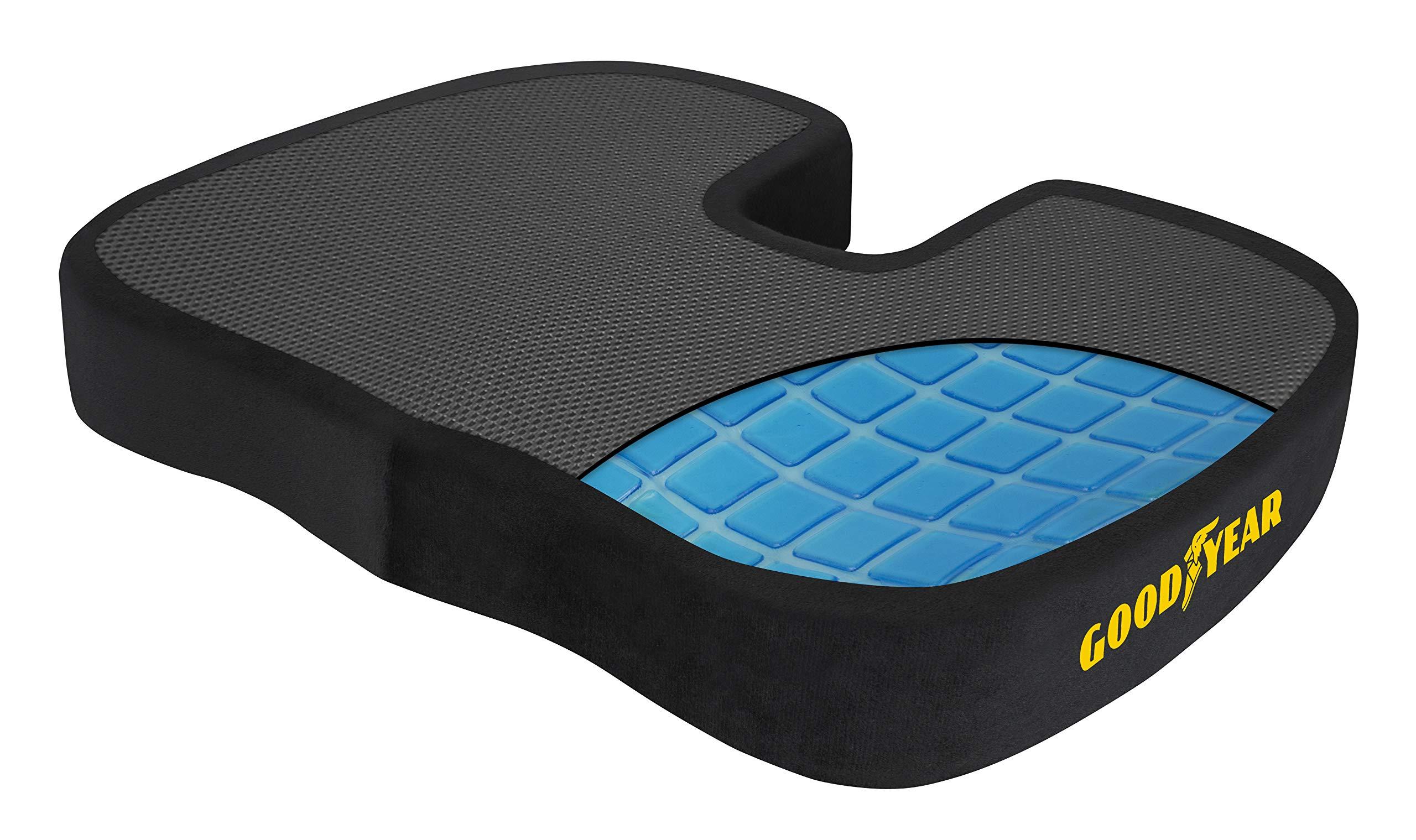 Goodyear GY1238 Orthopedic Gel Seat Cushion by Goodyear