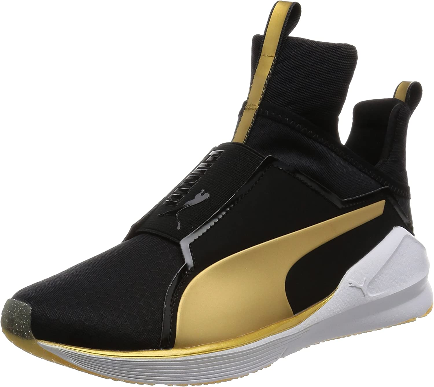 Puma Damen Fierce Gold Hohe Sneakers