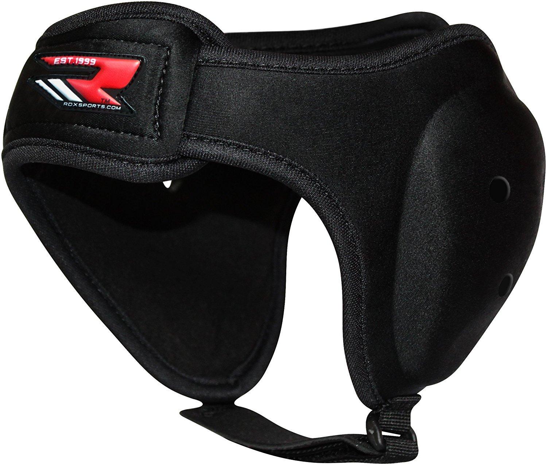 Ohr Guard MMA Grappling Wrestling Helm Head Gear BJJ Boxen UFC Rugby Gear