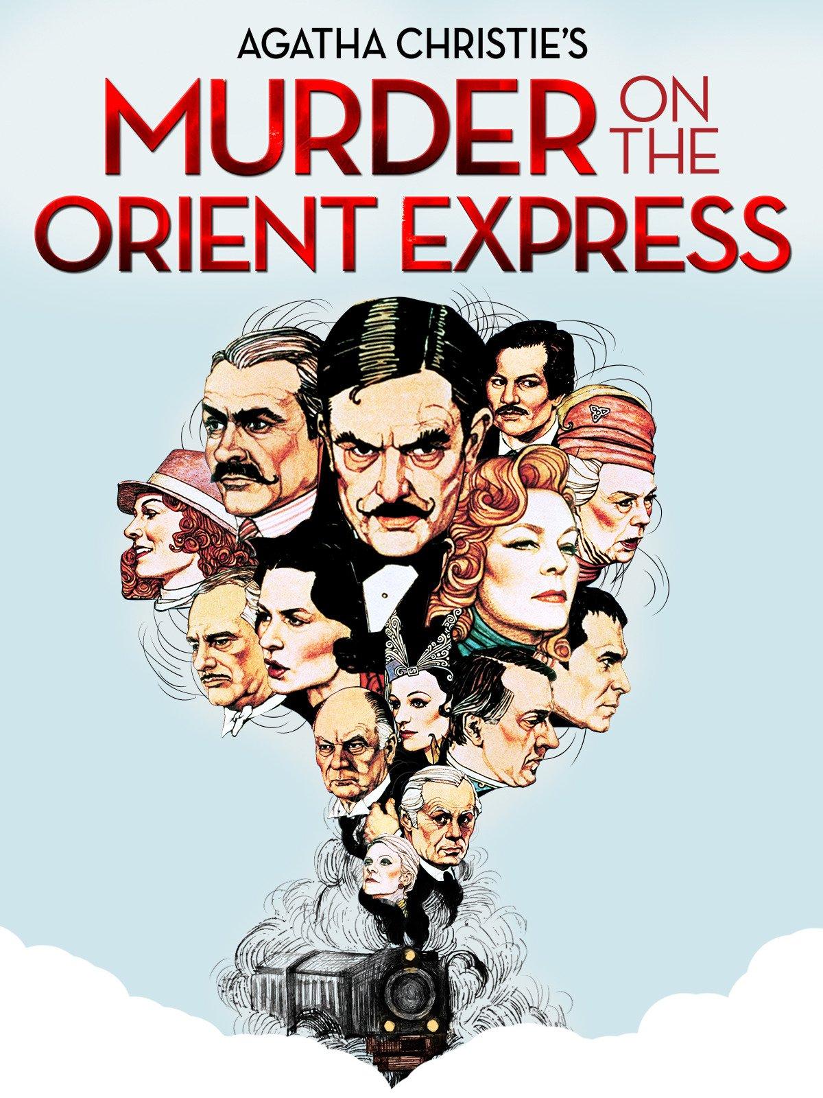 Amazon.com: Murder on the Orient Express: Albert Finney, Lauren ...