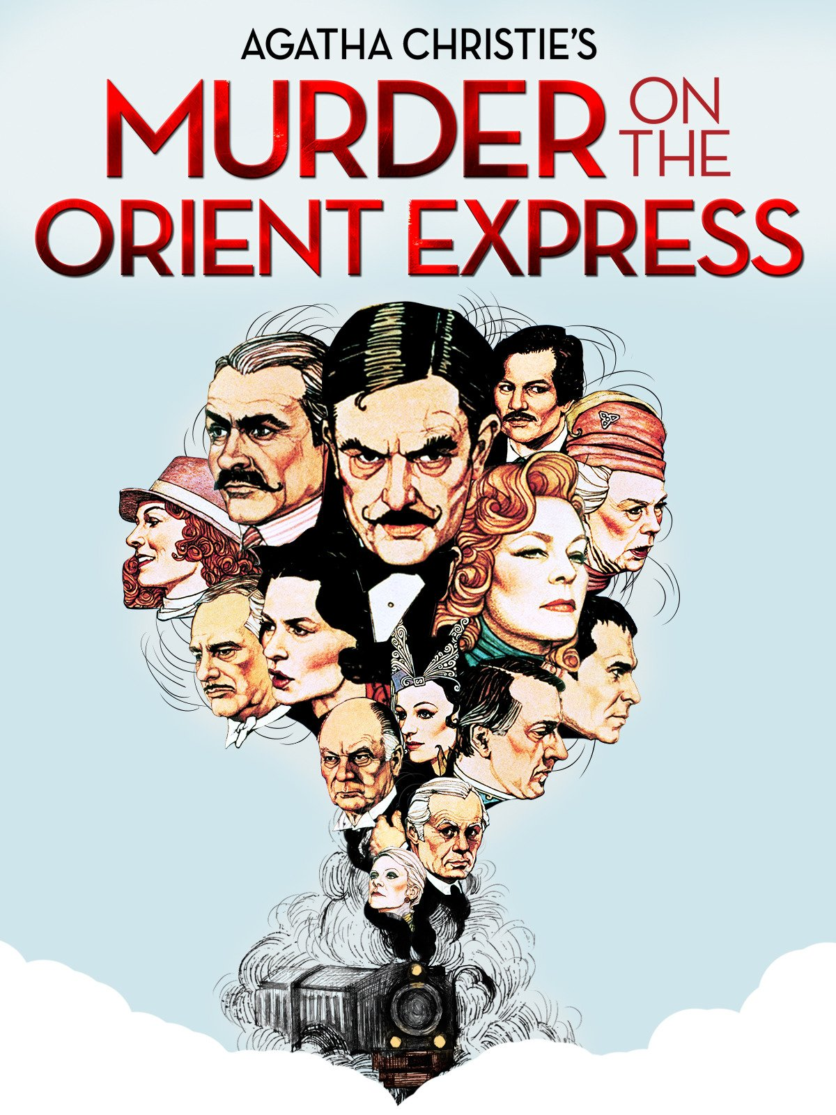 Murder on the Orient Express by