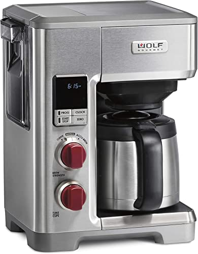Wolf Gourmet Programmable Coffee Maker System