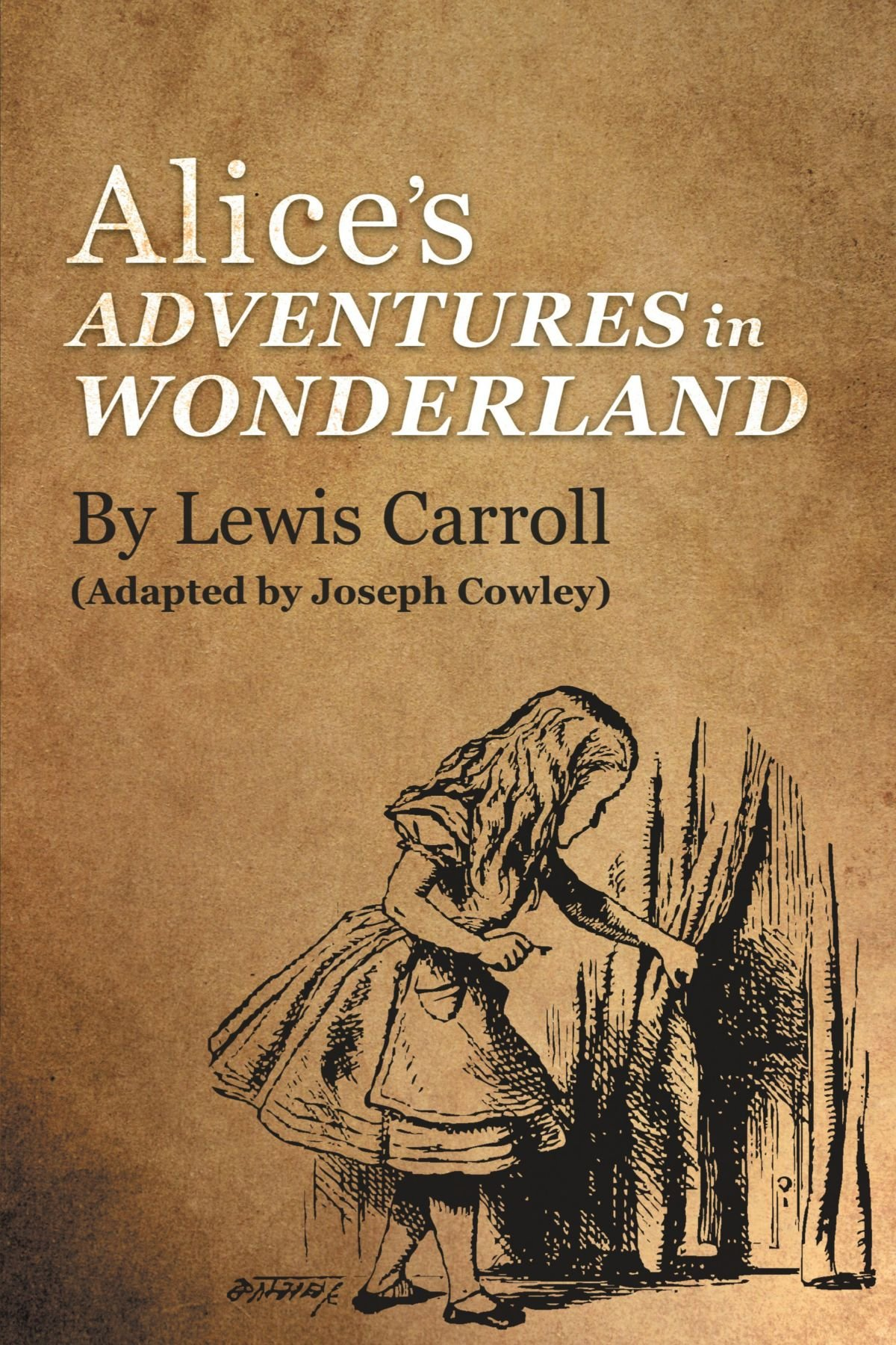 Download Alice's Adventures in Wonderland by Lewis Carroll: (Adapted by Joseph Cowley) PDF