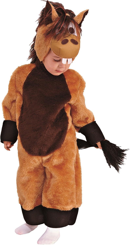 Rio - Disfraz de caballo para niño, talla 2-3 años (103370/TG01 ...