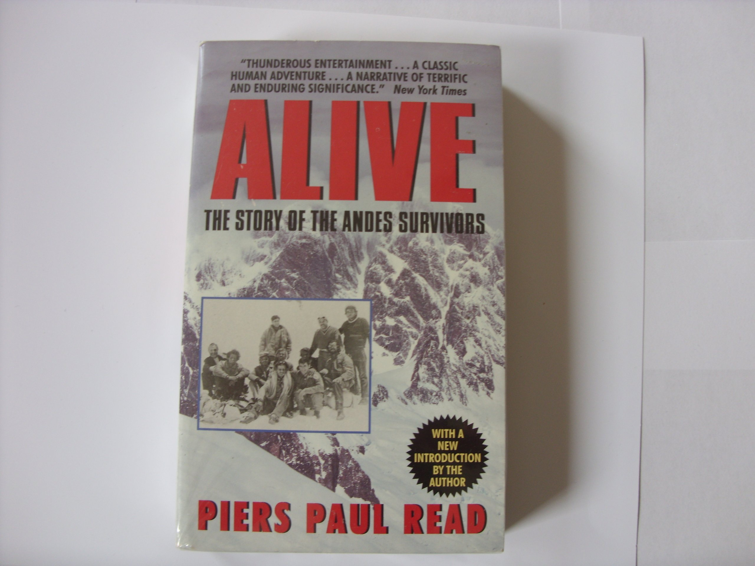 Alive: The Story of the Andes Survivors (Avon Nonfiction): Amazon