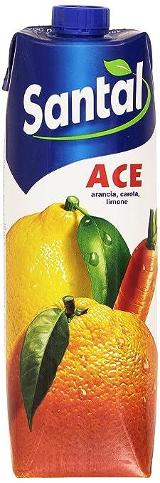 3 opinioni per Santal- Ace, Arancia, Carota, Limone- 1000 ml