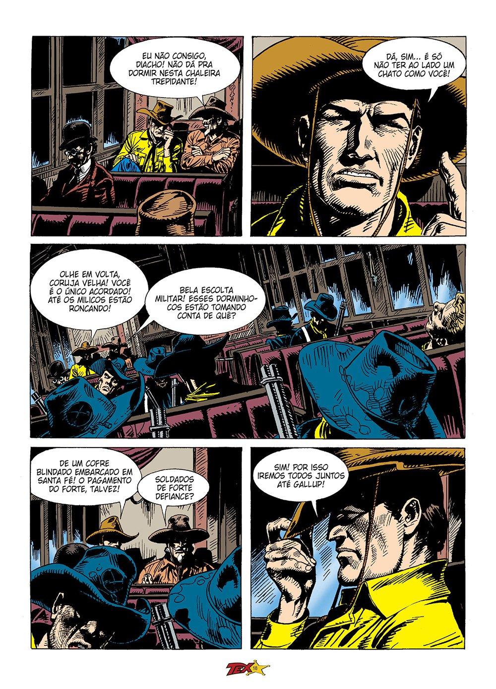 Tex. O Grande Roubo - Volume 6 (Em Portuguese do Brasil): Claudio Nizzi: 9788578671754: Amazon.com: Books
