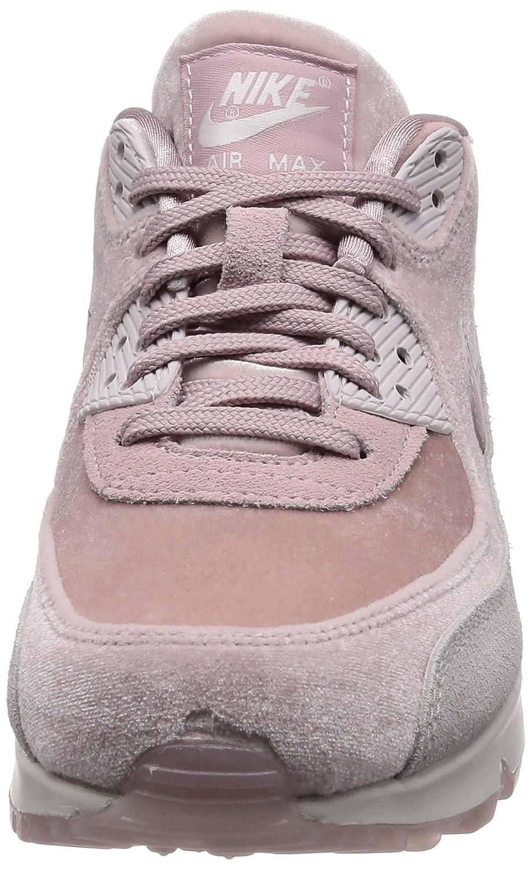 Nike Air MAX 90 Se, Zapatillas de Gimnasia para Mujer, Rosa