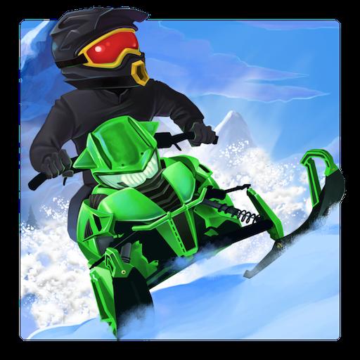 Snow Racing - Arctic Cat Extreme Snowmobile Racing