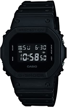 58490f085f6 Amazon.com  Casio G-shock Solid Colors DW-5600BB-1JF Men s Watch ...
