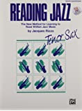 Reading Jazz: The New Method for Learning to Read Written Jazz Music (Tenor Saxophone), Book & CD