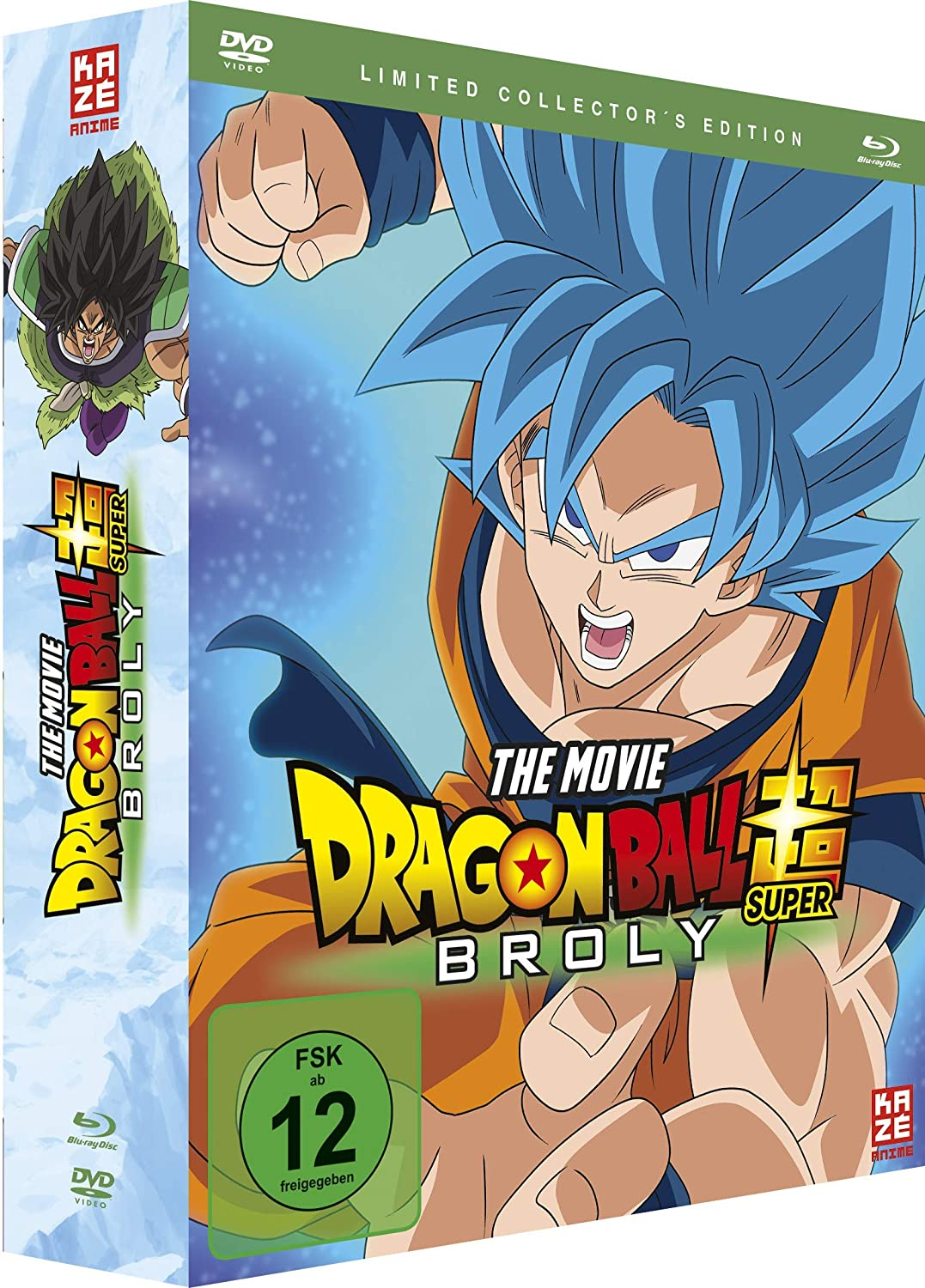 Dragon ball super broly german stream