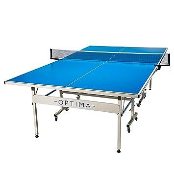 Franklin Sports Optima - Mesa de Ping Pong para Todo Tipo de Clima ...