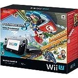 Nintendo Wii U Console Mario Kart 8 Deluxe Set with 32 GB Storage - Black