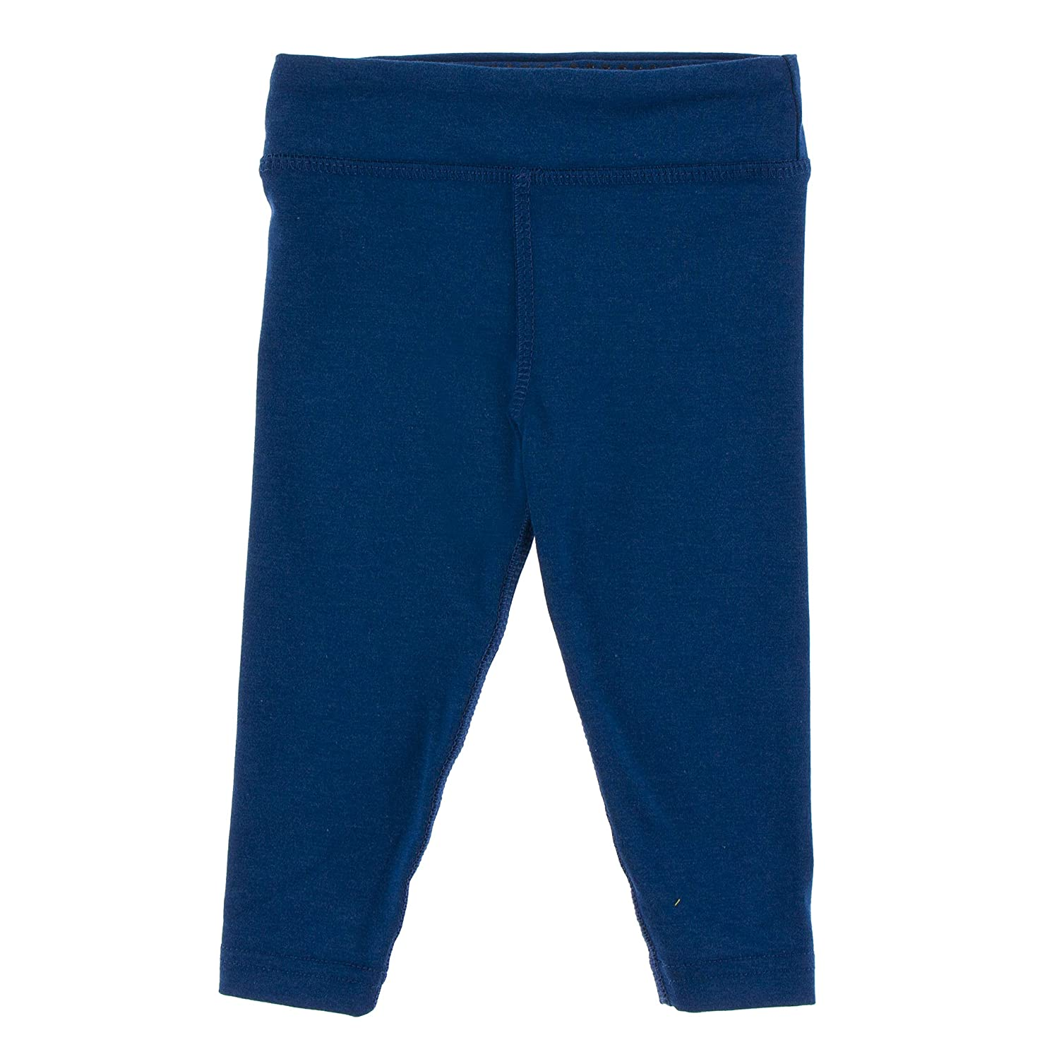 M-8//10 KicKee Pants Solid Performance Jersey Legging in Navy