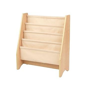 KidKraft 14221 Regal aus Holz für Kinder in naturfarben ...