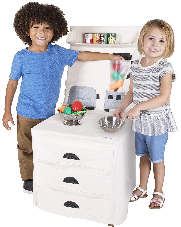 Kangaroo Pop Oh Vers: Pretend Play Kitchen Counter Top Set