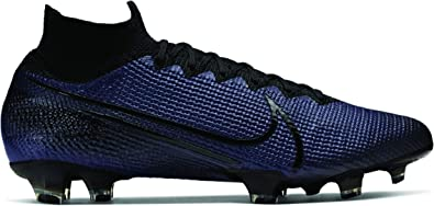 Oxido Cerdito Colapso  Amazon.com | Nike Mercurial Superfly 7 Elite FG (11 Women / 9.5 Men M US)  Black | Shoes