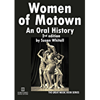 Women of Motown: An Oral History: Second Edition book cover
