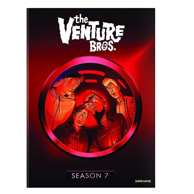 Venture Bros: Complete Seventh Season (2 Dvd) [Edizione: Stati Uniti] [Italia]
