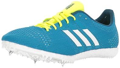 7a7120d59f05af adidas Men s Adizero Avanti Running Shoe Mystery White Petrol Night