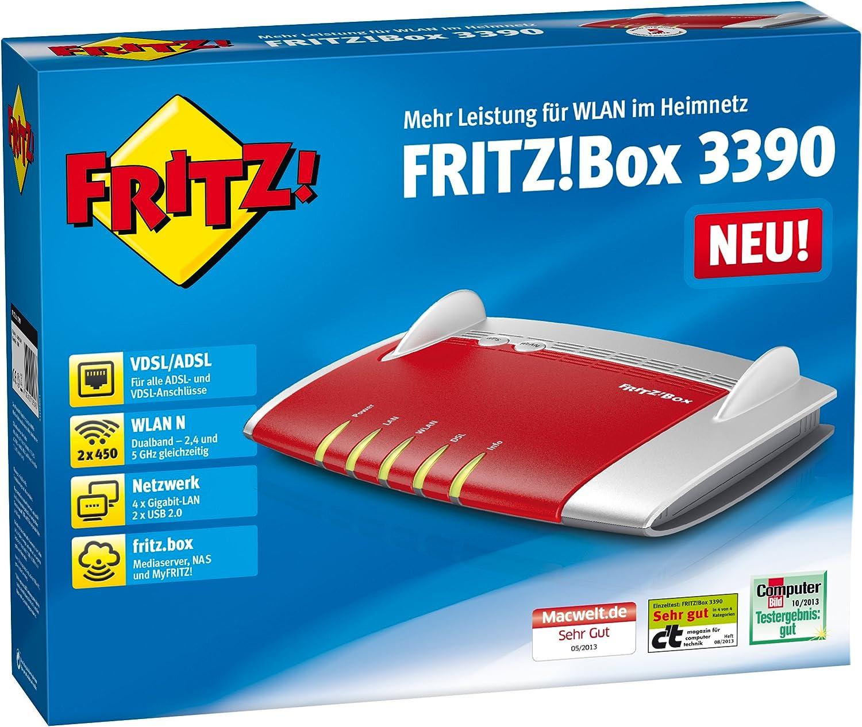 Avm Fritz Box 3390 Computer Zubehör