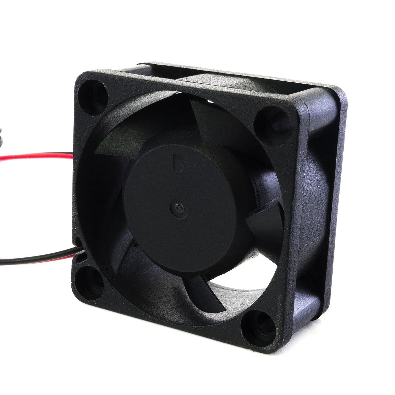 Maker Girl USA DC Case Fan Brushless 40mm x 40mm x 20mm 12V High Output 4020 DC4020S12H