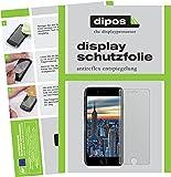 Apple iPhone 8 Schutzfolie - 6x dipos Displayschutzfolie Folie matt