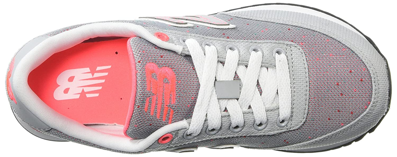 New Balance Damen Damen Damen Wl501v1 Sneaker Silver/Guava 226905