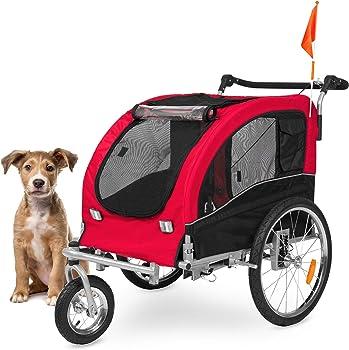 Best Choice Products Dog Bike Trailer