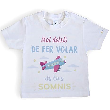 Ropa Bebé. Camiseta bebé catalán. Ropa divertida para bebé ...