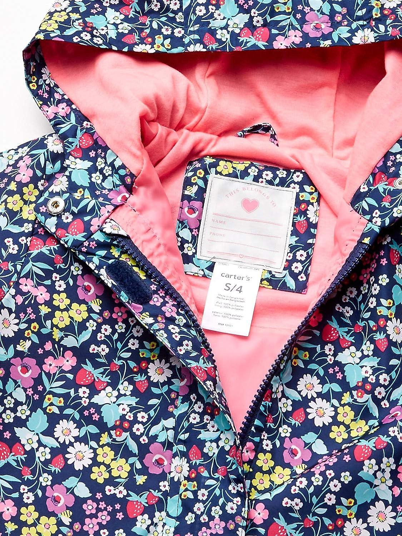 893d539447b Carter's - Chamarra Impermeable para niña: Amazon.com.mx: Ropa, Zapatos y  Accesorios