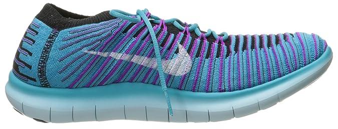 Nike Damen W Free Rn Motion Flyknit Laufschuhe