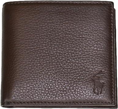 Ralph Lauren - Polo Billfold - Monedero - Brown: Amazon.es: Equipaje